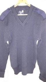 Air Force men's pullover in Ramstein, Germany
