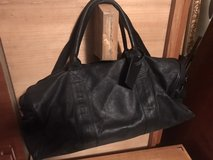 Leather bag in Ramstein, Germany
