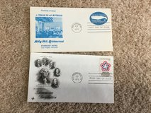 Stamps-First Day Issues in Camp Lejeune, North Carolina