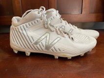 New Balance Womans Size 8 Lacrosse Cleats in Naperville, Illinois