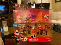 Incredibles 2 Figures in Naperville, Illinois