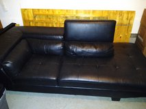 Couch - Sectional and Ottoman in Fort Bragg, North Carolina