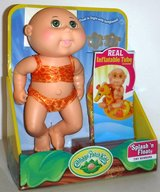 "New! Cabbage Patch Kids 9"" Doll - Deluxe Splash N' Float - Giraffe in Naperville, Illinois"