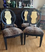 Chairs set of 4 in Fort Campbell, Kentucky