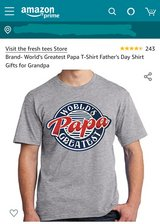 Gift for Grandpa! in Fort Campbell, Kentucky