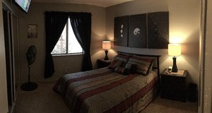 Nice furnished bedroom utilities included. in 29 Palms, California
