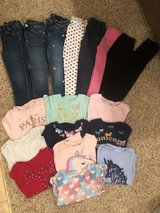 Size 6 girls winter clothes in Naperville, Illinois