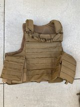 SORD PLATE CARRIER WITH SINCH AND MOLLY POUCH (LARGE) in Camp Pendleton, California