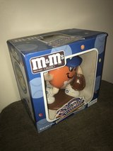 M & m sports candy dispenser vintage in St. Charles, Illinois