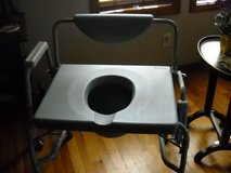 Extra heavy duty commode chair in Fort Leonard Wood, Missouri