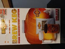 Mr. Beer Brew Keg Home Microbrewery Kit - Deluxe Edition in Beaufort, South Carolina