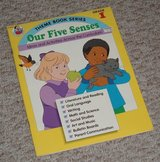 NEW Vintage 1992 Our Five Senses Grade 1 Book Ideas and Activities in Morris, Illinois