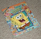 SpongeBob SquarePants Look and Find Over Sized Hard Cover Book in Morris, Illinois