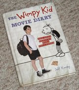 The Wimpy Kid Movie Diary Hard Cover Book in Morris, Illinois