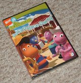 NEW Nick Jr The Backyardigans Polka Palace Party DVD in Morris, Illinois