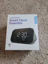 Lenovo Smart Clock - NEW in Camp Lejeune, North Carolina