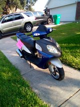 150cc, Run About Scooter in Kingwood, Texas