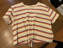 Hollister Striped Shirt in Naperville, Illinois