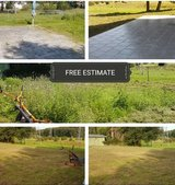 Yard Work/Pressure Washing&Lawn Care/Maintenance Service book your spring cleanup and lawn ca... in Ramstein, Germany