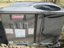 Great Running Colman Package Unit With Furnace & Air Conditioning in Alamogordo, New Mexico
