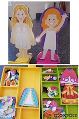 Melissa & Doug Magnetic Dress Up in Naperville, Illinois