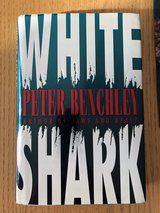 white shark by Peter Benchley in Wiesbaden, GE