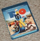 RIO Blu-Ray and DVD Combo 3 Disc Set in Morris, Illinois