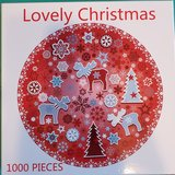 Jigsaw puzzle- Lovely Christmas in St. Charles, Illinois
