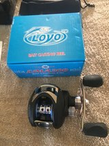 LOYO BAIT Cast REEL in Fort Campbell, Kentucky