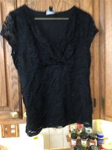 black lace top in Naperville, Illinois