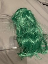 Green wig *new in Okinawa, Japan