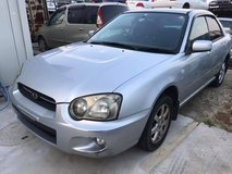 SUBARU IMPREZA for parts in Okinawa, Japan