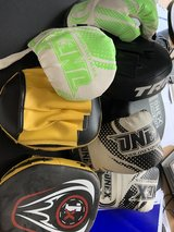 kids boxing gloves and pads in Lakenheath, UK