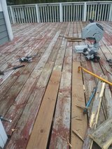 brick patios, drains ,deck and fence repair in Naperville, Illinois