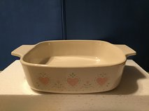 Corning Ware Forever Yours Casserole Dish in Fort Campbell, Kentucky