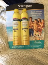 Neutrogena SPF 70 Double Pack in Camp Pendleton, California