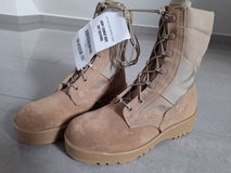 Combat Boots, Hot Weather, 8.5W in Ramstein, Germany