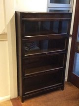 ANTIQUE  GLOBE WERNICKE STYLE BARRISTER/ LAWYER BOOKCASE in Lakenheath, UK