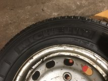 Ford Transit Wheel with New Tyre in Lakenheath, UK
