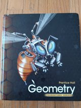 Geometry Book in Naperville, Illinois