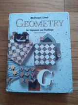 Geometry for Enjoyment and Challenge ( used in 204 school district curriculum) in Naperville, Illinois