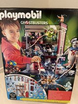 Playmobil Ghostbusters Firehouse plus extras in Okinawa, Japan