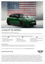 2022 MINI Cooper S 4 door HT - SPECIAL PROMO OFFER NOW ON! in Hohenfels, Germany