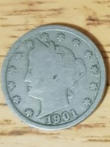 US rare coin in Wiesbaden, GE
