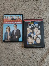 2 Romance DVDs in Camp Lejeune, North Carolina