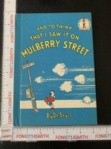 And to Think That I Saw it On Mulberry Street- Dr. Seuss in Beaufort, South Carolina