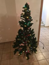 Prelit Christmas Tree for Sale in Hohenfels, Germany