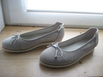 Grey/Silver Moccasin (NEW) in Ramstein, Germany