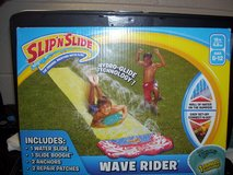 Wham-O Slip'N Slide Wave Rider (T=47) in Fort Campbell, Kentucky