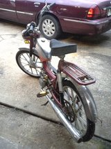 Super Cool, Vintage Pedal Start moped in Kingwood, Texas